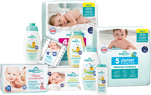 BABYWELL Baby Produkte