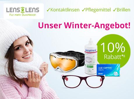 -10% auf das gesamte Sortiment Lens2Lens