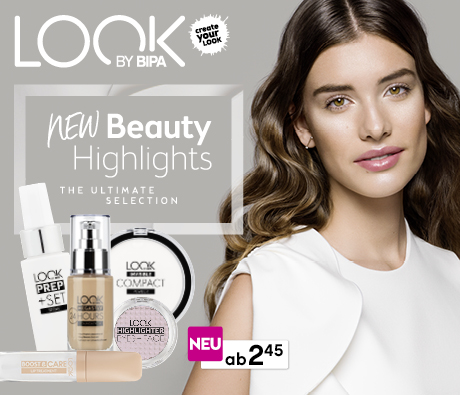 LOOK BY BIPA Neuheiten