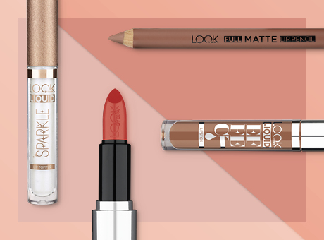 LOOK BY BIPA Lippenstift, Lip Stick
