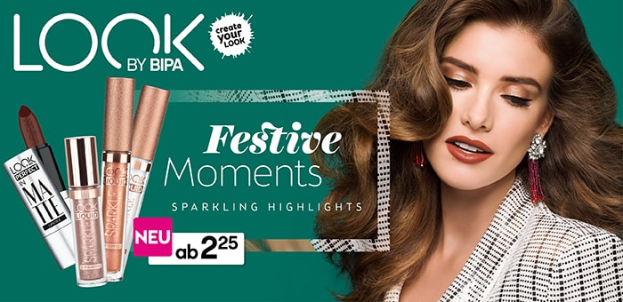 Festive Moments mit Look by BIPA