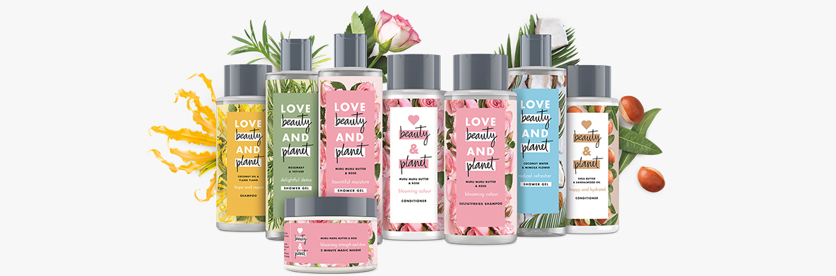 Love Beauty & Planet Shampoo & Spülung