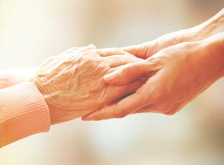 Tipps gegen ein Pflege-Burnout