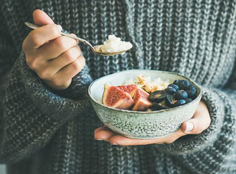 3 leckere Porridge-Rezepte