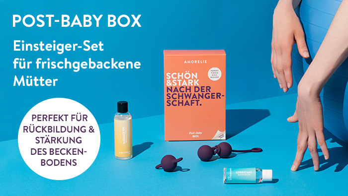 Amorelie Post Baby Box