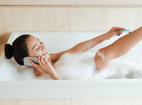 BIPA.me Showergeschichten: Intimpflege