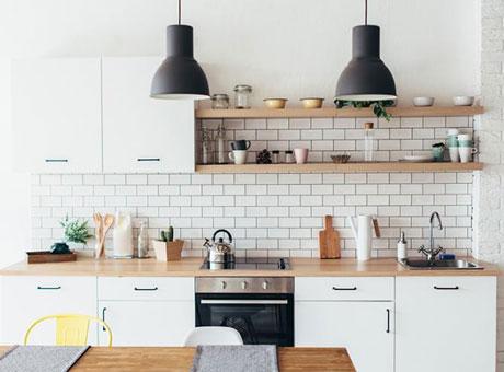 Einfache Tricks für eine saubere Küche