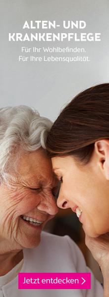 Alten- und Krankenpfelegeprodukte bei BIPA