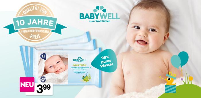 Neuheiten Babywell