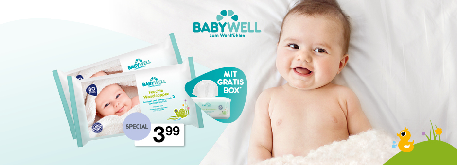 BABYWELL Limited Edition