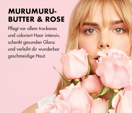Love Beauty & Planet Murumuru-Butter & Rose