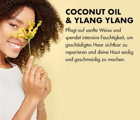 Love Beauty & Planet Coconut Oil & Ylang Ylang