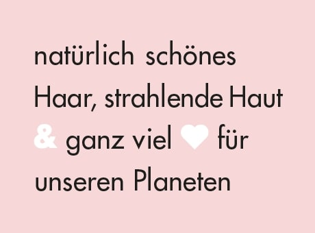 Love Beauty & Planet Haarprodukte