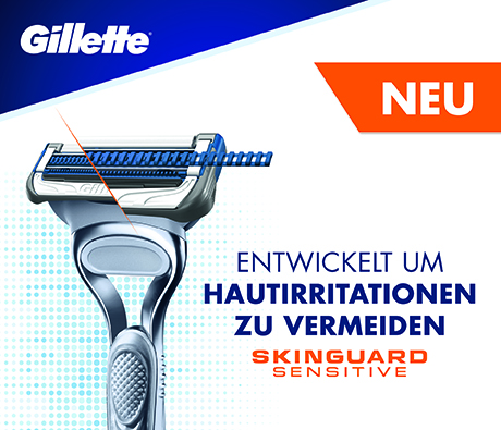 Gillette SkinGuard Sensitve