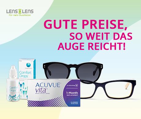 Kontaktlinsen & Brillen von Lens2Lens