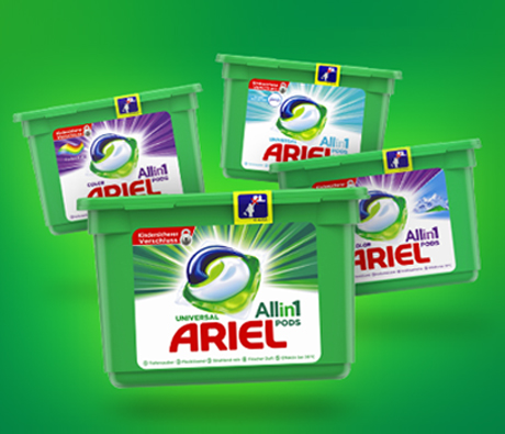 Ariel All in 1 Pods