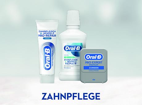 Oral-B Zahnpaste und Zahnseide online bestellen