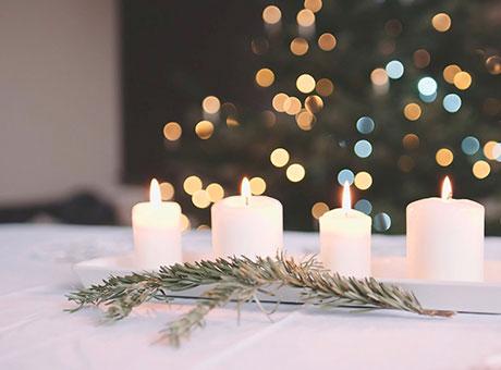 So entspannen Sie zu Weihnachten