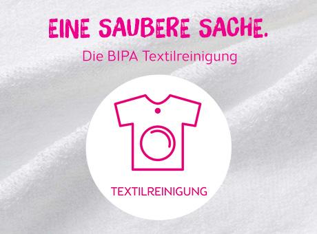 BIPA Textilreinigung