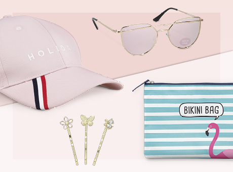 LOOK BY BIPA Sonnenbrillen & Taschen