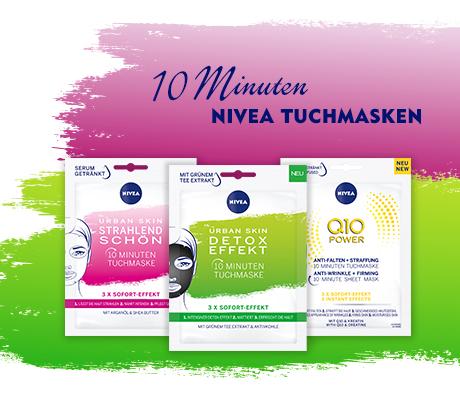 NIVEA Tuchmaske