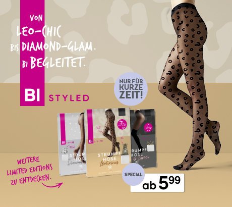 BI STYLED Limited Editions
