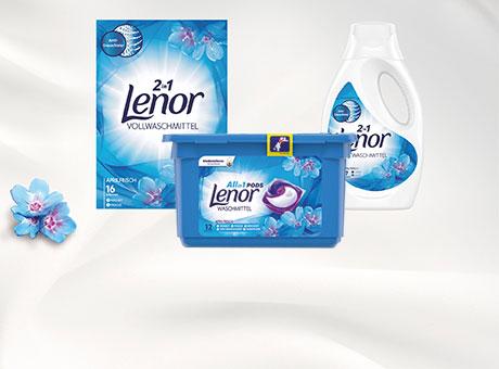 Lenor Waschmittel