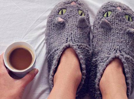 Winterleid kalte Füße