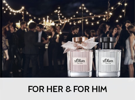 s.Oliver for her & him