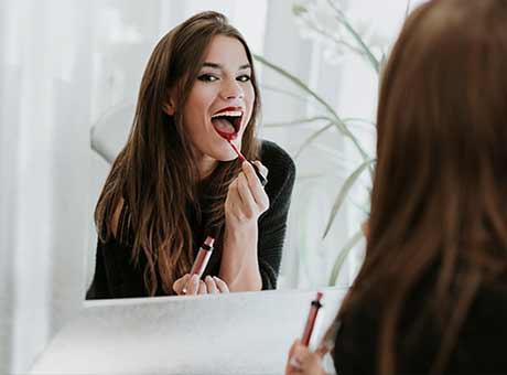 Make-up Trends im Herbst 2019