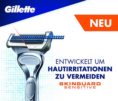 Gillette SkinGuard Sensitve