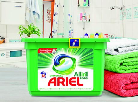 Ariel Pods All in 1