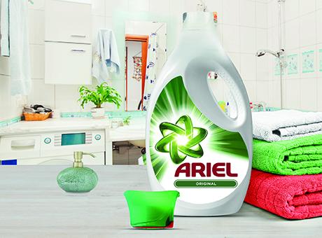 Ariel Wäscheparfüm