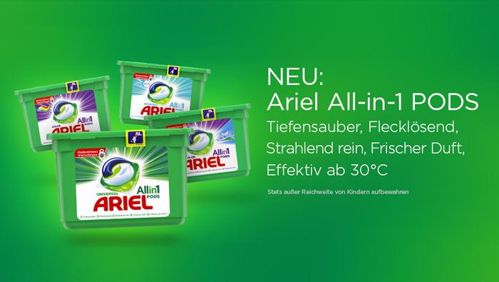 Ariel All in 1 Pods