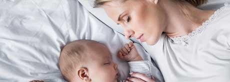 Das hilft bei Blasenschwäche nach der Geburt