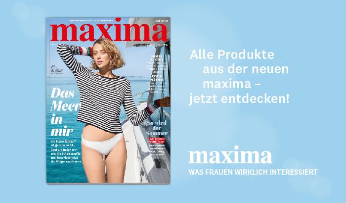 maxima aktuelle Ausgabe Juni 2020