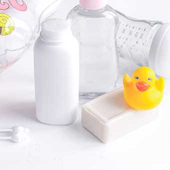 Pflegeprodukte Baby