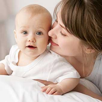 Pflege- & Wohlfühlprodukte für Mamas