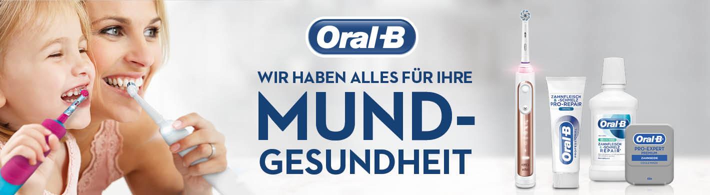 BIPA Oral-B Zahnbürsten & Zahnpflege