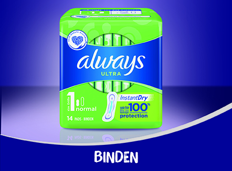 always ULTRA Binden