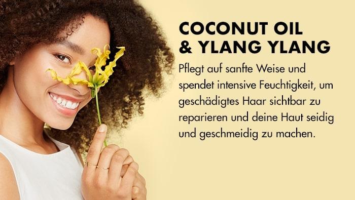 Love Beauty & Planet Coconut Oil & Ylang Ylang