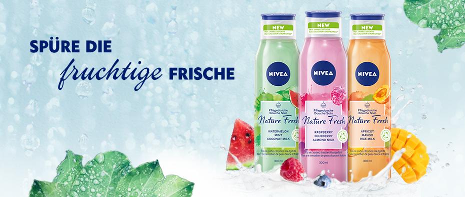 NIVEA Nature Fresh