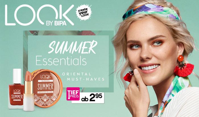 LOOK BY BIPA Summer