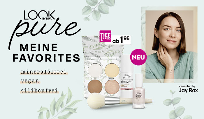 LOOK BY BIPA Eigenmarke Make Up