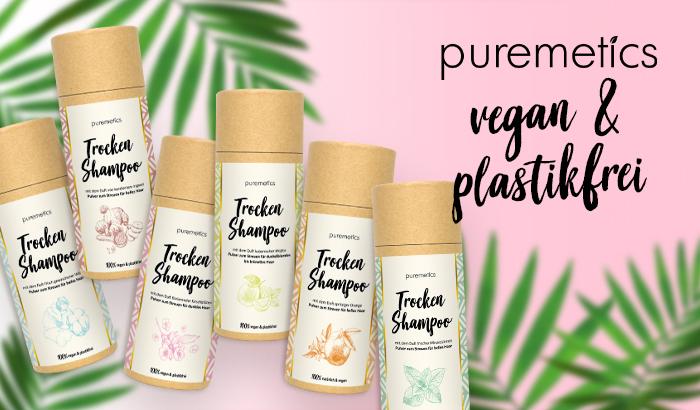 natürliche Haarpflege von puremetics