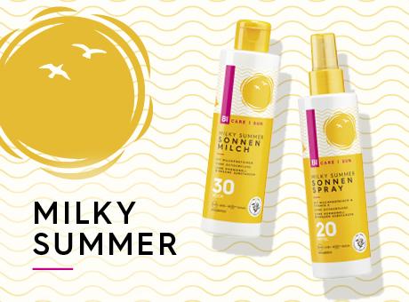 BI CARE SUN Milky Summer