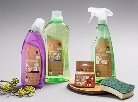 bi good Reinigungsmittel