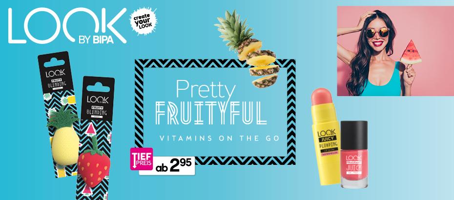 LOOK BY BIPA Pretty Fruityful