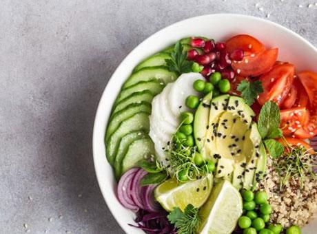 Leckere Zeitsparer: Shaking Salads