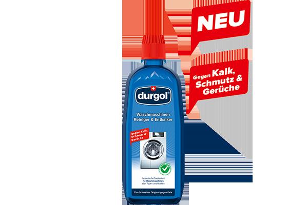 Durgol Waschmaschinen Entkalker